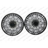 Колпак колеса декор. R16 Г-3302  X5 серебро+  задн.(к-т 2шт)