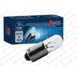 Лампа 12V 4W BA9s (габариты,салон)
