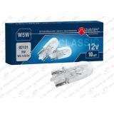 Лампа 12V 5W (2,1х9,5d) б/ц (поворот,стоп-сигнал)