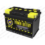 АКБ 6 СТ- 75 о.п. (278x175x190) 660A Tyumen battery standart